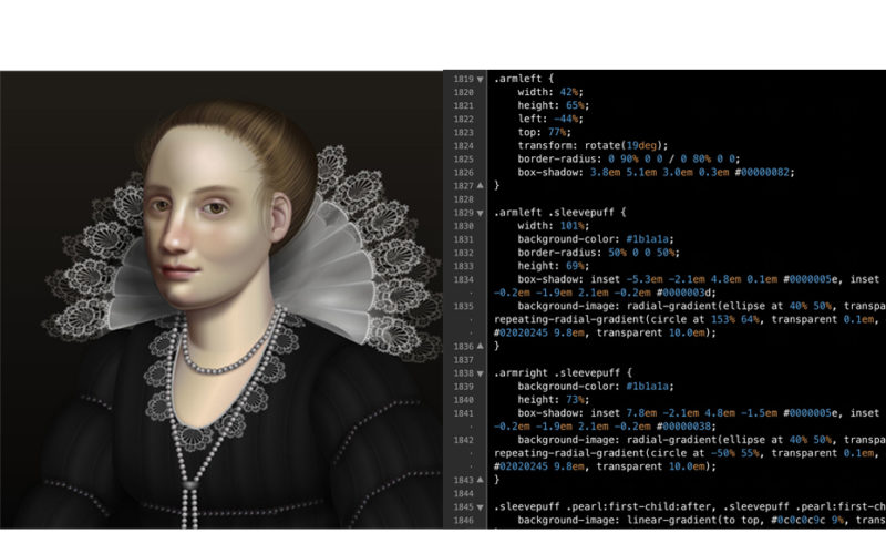 Малювання за допомогою кодів!