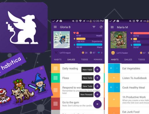 Habitica app – перетворіть повсякденність на гру