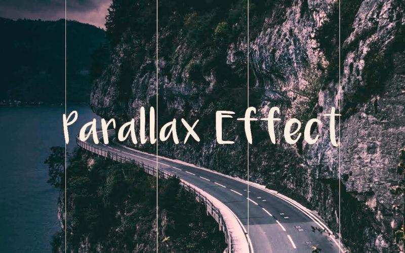 Проекти 3D World Agency з використанням ефекту Parallax, які вразили нас самих.)