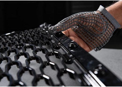 Захист, надрукований на 3D принтері.