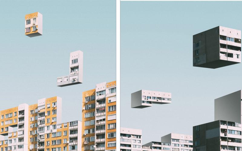 Урбанистический тетрис