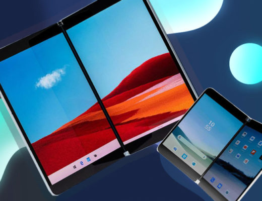 Microsoft: the look of dual-screen apps
