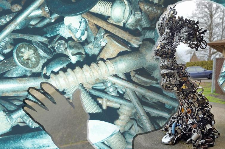 Брайан Мок и его искусство перерождения металла