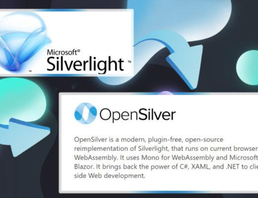 Opensilver: Silverlight's opensource alternative