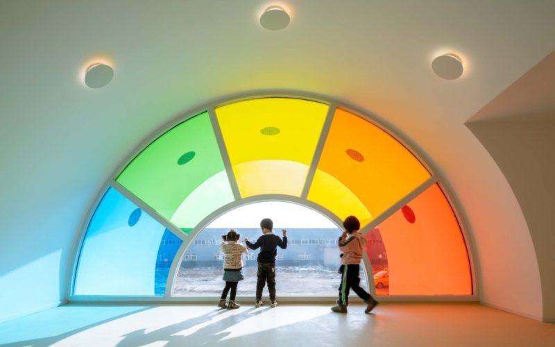 The Rainbow Kindergarten