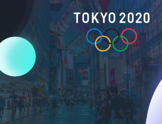 Some Questions on NBC's Tokyo Olympics logo