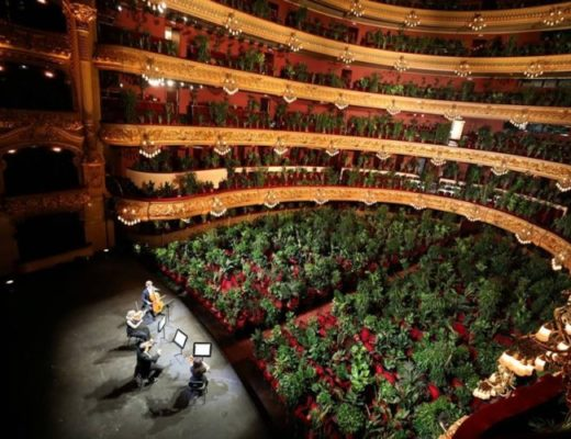 Concert For Plants in Barcelona!