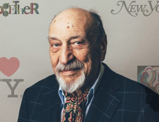 """""""Yes"""", """"No"""" and """"WOW!"""" of the Legendary Milton Glaser"""