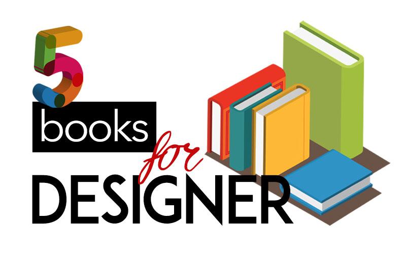 5 книг з  дизайну, які варто прочитати.